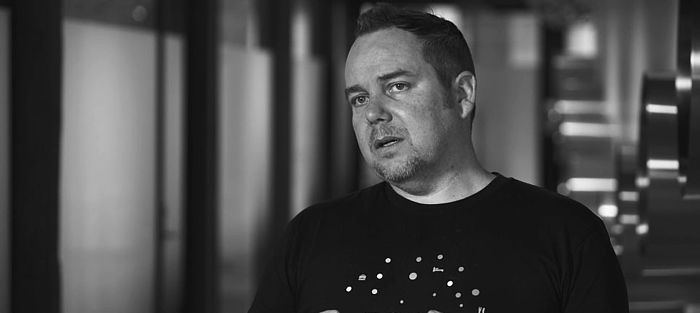 Serko CEO Darrin Grafton